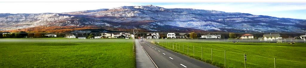 Der Berg der Prüfungsangst ist geschrumpft, sieht freundlicher aus. So können wir die Sache bewältigen