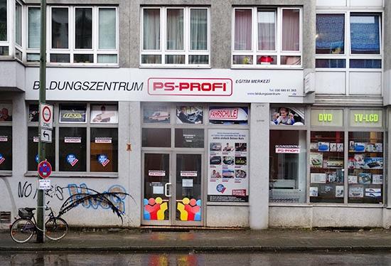 PS-Profi Bildungszentrum in Neukölln, Silbersteinstraße 5